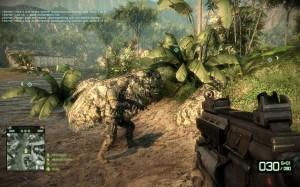 Vojaci v správnom prostredí takmer nie sú vidieť